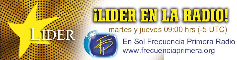 banner lider radio